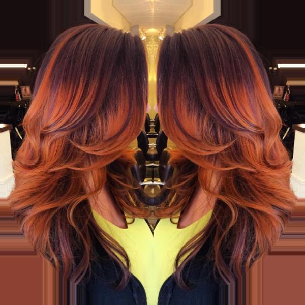 15 Sumptuous Kaboo Hair Color Ideas Hairstylec